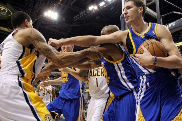 Lance Stephenson, Steph Curry, Klay Thompson Fined $35K