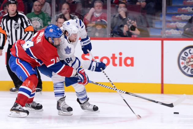 Canadiens vs. Maple Leafs: Live Score, Updates and Analysis