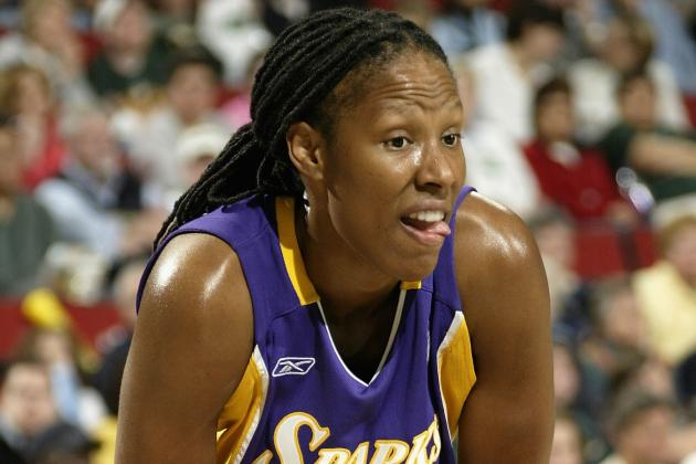 Chamique Holdsclaw Facing 65 Years in Prison for Alleged GF Attack