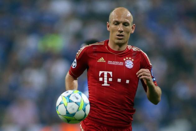 Arjen Robben Fires Bayern Munich Past Borussia Dortmund in German Cup