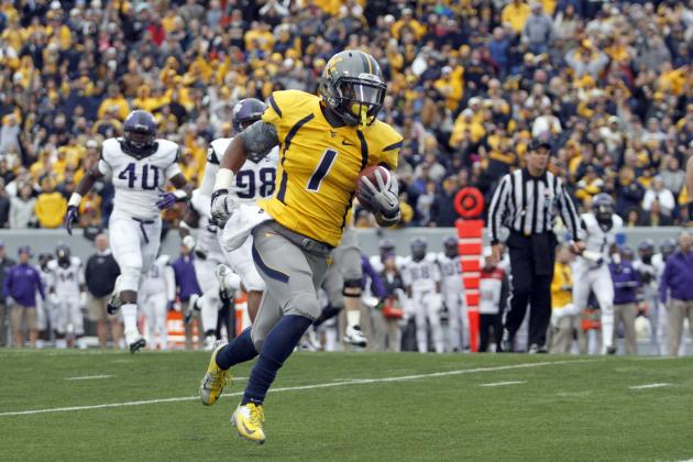 Tavon Austin Combine: Performance in Indianapolis Solidifies 1st-Round Status