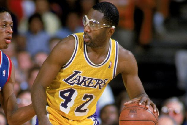 Happy Birthday James Worthy