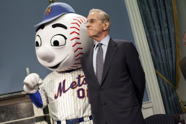 Amway Partnership Latest Sign Mets Will Never Change Under Fred Wilpon