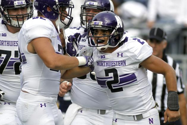 The Big Ten's 2014 Rose Bowl Sleeper? Try Northwestern