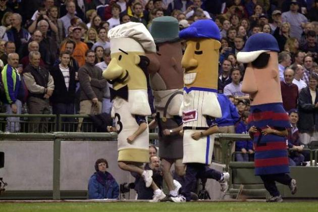 Brewers' Racing Italian Sausage Goes Missing, Last Seen Barhopping with Fans