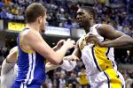 David Lee and Roy Hibbert Suspended for Fight
