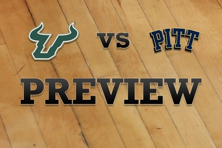 South Florida vs. Pittsburgh: Full Game Preview