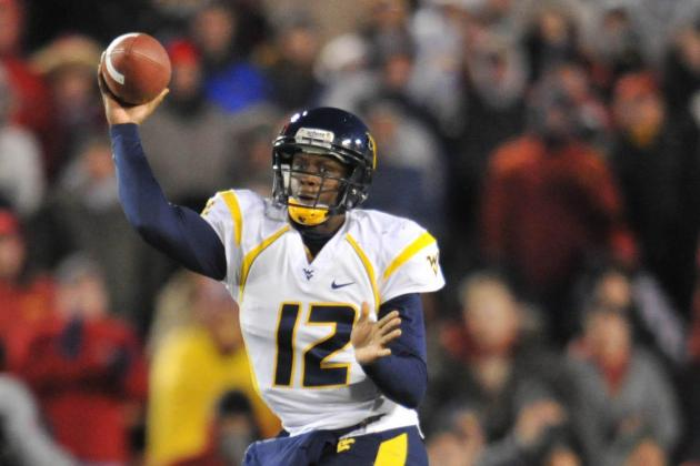 Report: Oakland Raiders Interested in Geno Smith with No. 3 Overall Pick