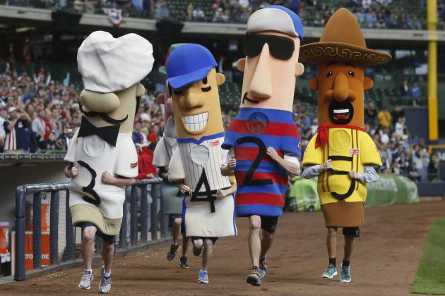 Brewers' Racing Sausage Stolen