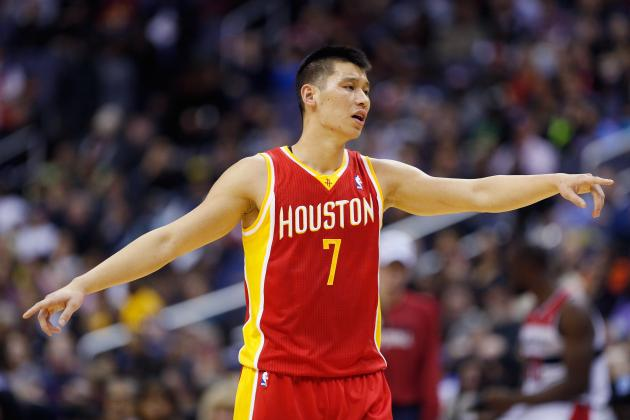Jeremy Lin Continues to Prove NBA Legitimacy as Rockets Starting Point Guard