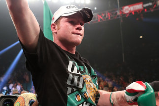 Canelo-Trout Official for April 20 in Texas