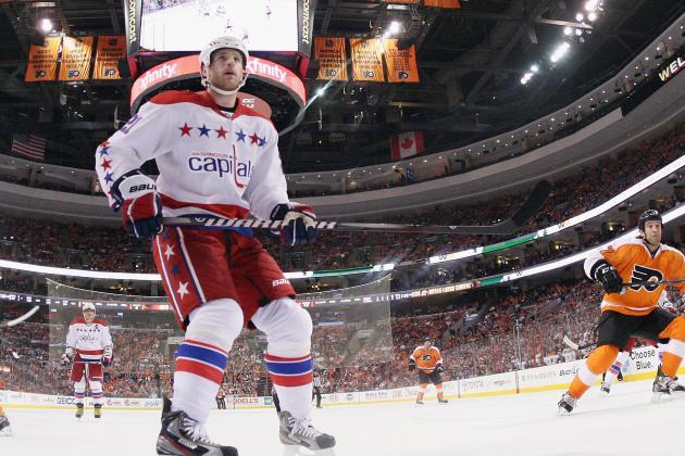 Washington Capitals vs. Philadelphia Flyers:  Live Score, Updates and Analysis