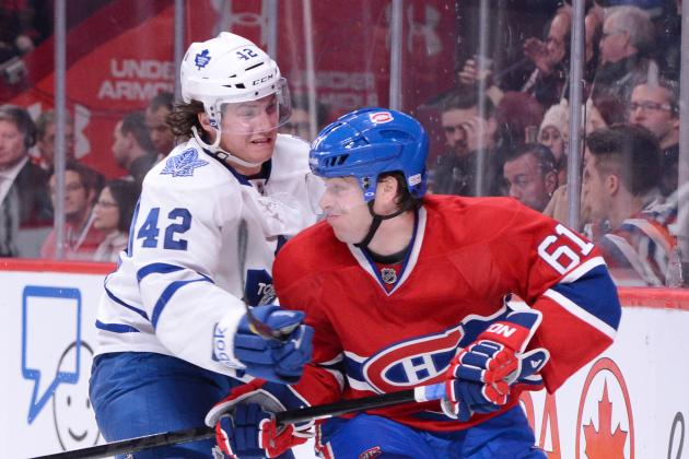 ESPN Gamecast: Canadiens vs. Maple Leafs