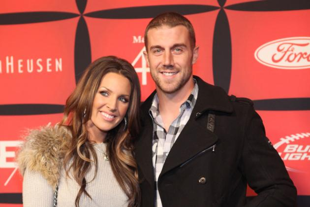 Alex Smith's Wife: Pictures of New Chiefs QB's Lovely Wife Elizabeth Barry