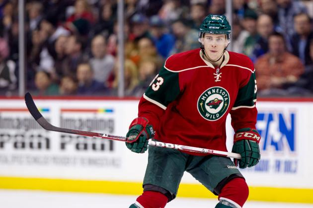 NHL: No Disciplinary Hearing for Wild's Coyle After Stajan Hit