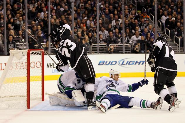 Los Angeles Kings vs Vancouver Canucks: Two Teams Headed in Opposite Directions