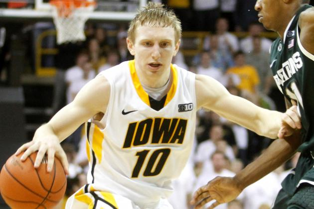 Mike Gesell out vs. Purdue with Foot Injury