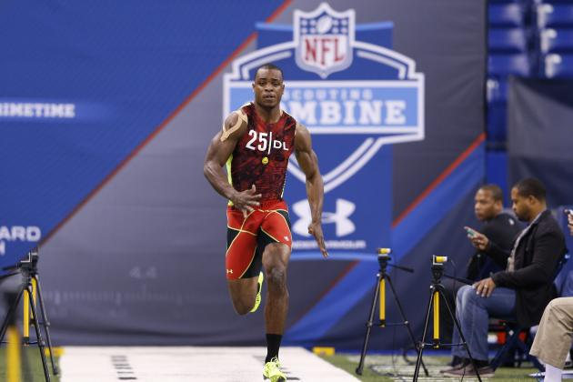 NFL Combine 2013: Players Whose Stocks Are Soaring After Impressive Performance