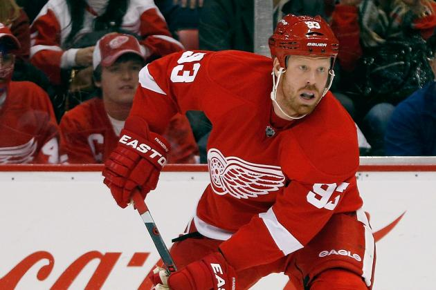 Can Johan Franzen Regain His Form as a Consistent Goal Scorer?