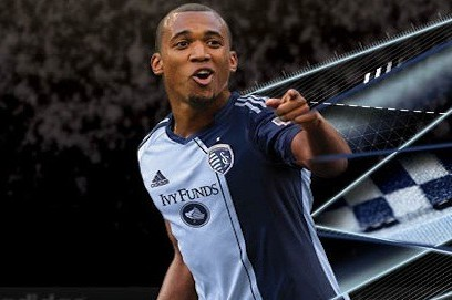 Sporting Kansas City Unveils New Primary Jersey