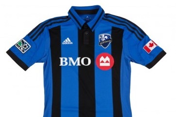 Breaking Down Montreal Impact's New 2013 Kit