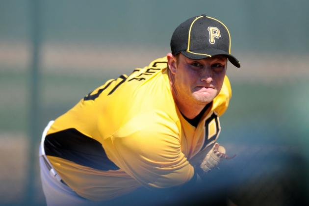 Pirates Lose; Burnett, Rodriguez & Cole Make Spring Debuts