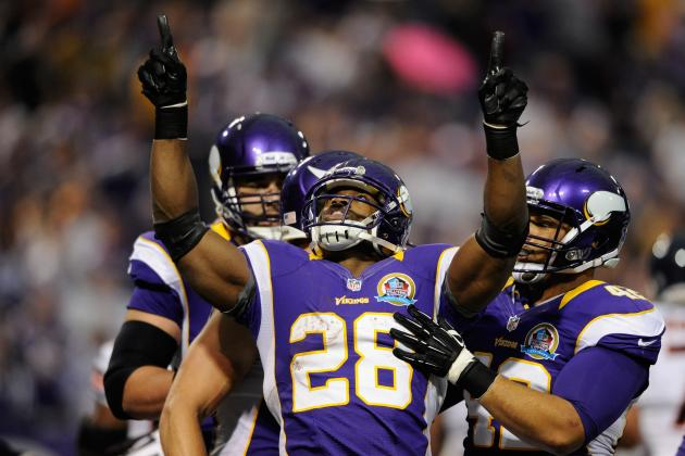 Does Adrian Peterson Have a Shot at Breaking Emmitt Smith's Rushing Record?