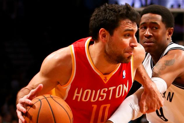 Rockets Report: Delfino Returns to Role off Bench