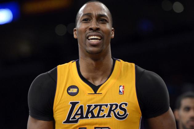 Dwight Howard Said He Will Not Eat as Much Candy and Sugar