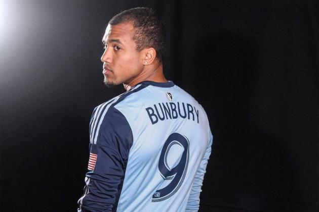 Breaking Down Sporting Kansas City's New 2013 Kits