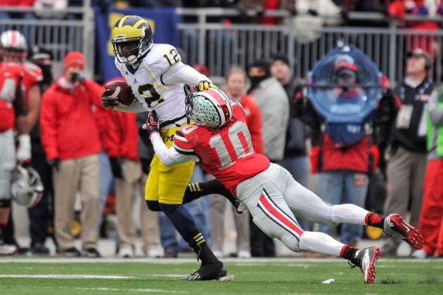 Michigan Football: Power Ranking Toughest Games on 2013 Schedule