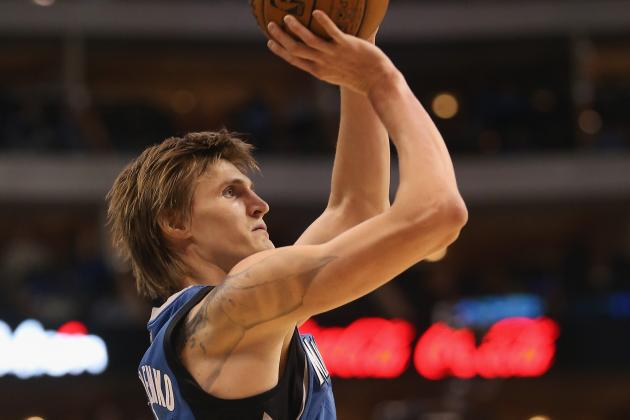 Wolves Wednesday: Kirilenko out Again