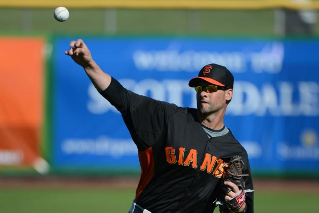 Ryan Vogelsong Thrives on Mound, with Sick Dad on His Mind