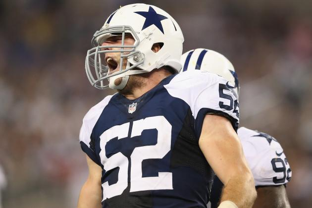 Cowboys Give Dan Connor Pay-Cut Ultimatum
