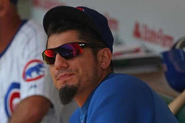 Matt Garza Cleared to Resume Spring Throwing Program