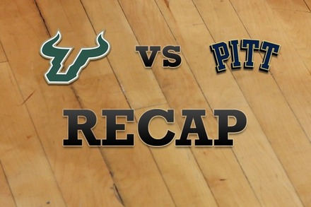 South Florida vs. Pittsburgh: Recap, Stats, and Box Score
