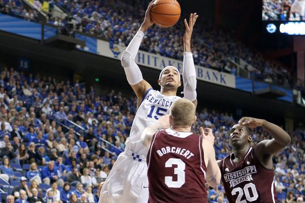 Kentucky 85, Mississippi St. 55