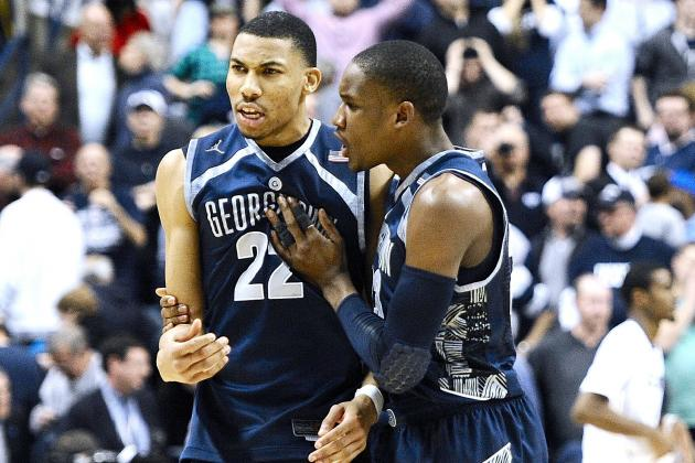 Georgetown vs. UConn: Twitter Reaction, Postgame Recap and Analysis