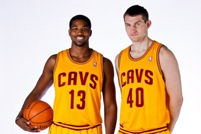 How Good Can Tyler Zeller and Tristan Thompson Be for Cleveland Cavaliers?