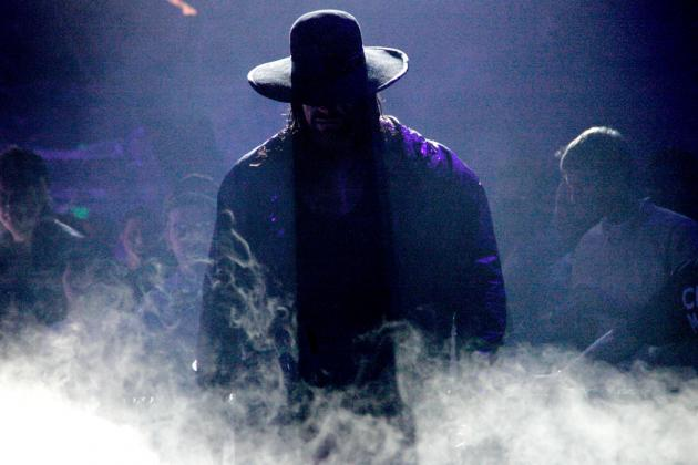Undertaker vs. CM Punk at WrestleMania 29 Is the Right Match for Both Superstars