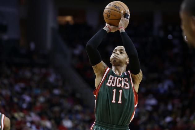 Bucks Beat Rockets 110-107
