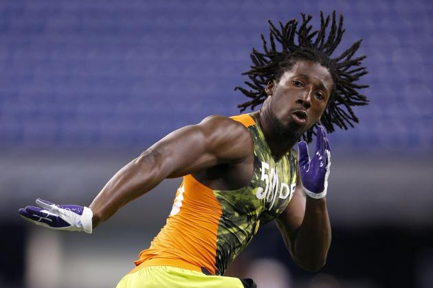 Minnesota Vikings Draft Observations from the 2013 NFL Scouting Combine
