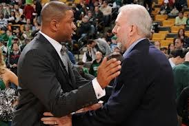 Is Doc Rivers or Gregg Popovich a Better Fit for Team USA Basketball's Future?