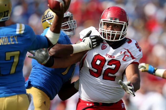 Star Lotulelei: Will Top NFL Draft Prospect Fall to Minnesota Vikings?