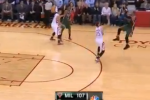 Monta Ellis Nails Insane Buzzer-Beater to Beat Rockets