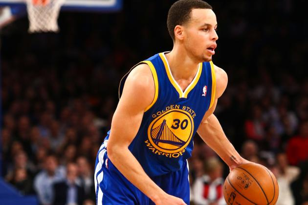 Warriors' Stephen Curry Hits Career-High 54 Points in Loss