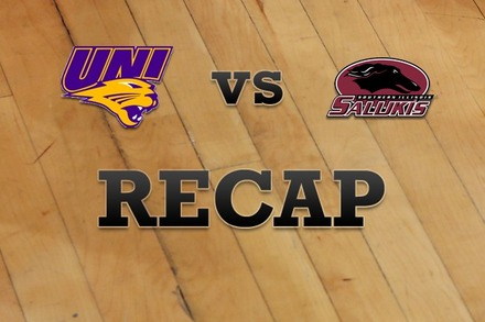 Northern Iowa vs. Southern Illinois: Recap, Stats, and Box Score