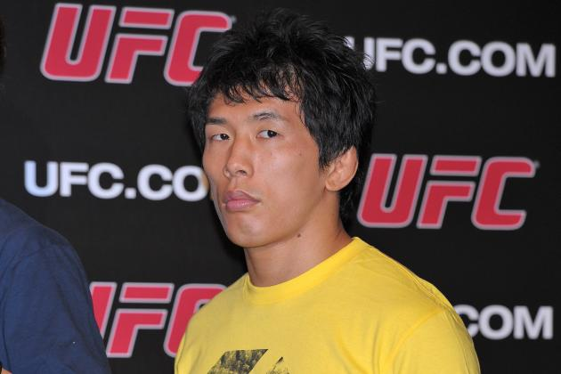 Takeya Mizugaki Sees Bryan Caraway as His Ticket Back to Top-10 UFC Fighters