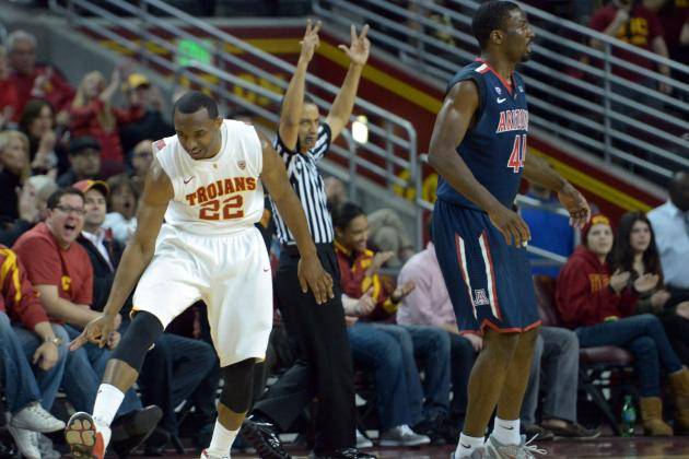 No. 11 Arizona Falls to Unranked USC 89-78 in Shocking Pac-12 Upset