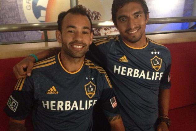 Breaking Down LA Galaxy's New 2013 Kit